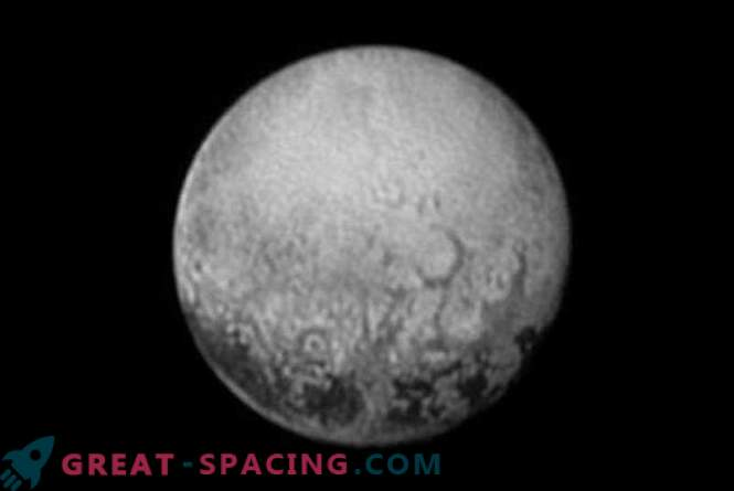 Mission New Horizons made the best picture of one of the sides of Pluto