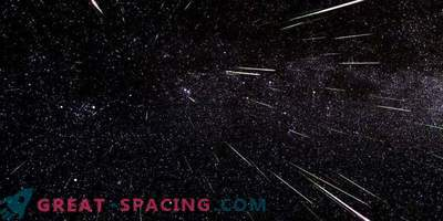 In May, a new meteor shower will fall on us