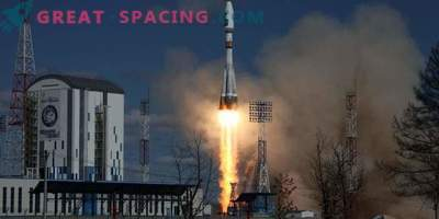 Russia sends the second rocket from the new cosmodrome