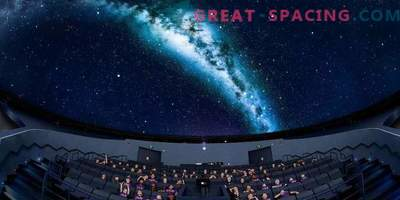 The oldest planetarium in the world appeared more than 3000 years ago