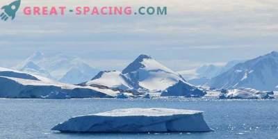 I continenti perduti sono nascosti sotto l'Antartide