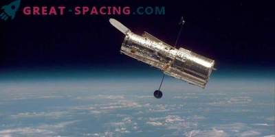 Hubble temporarily left without main camera