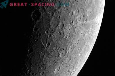 Mercury's magnetic field was formed much earlier.