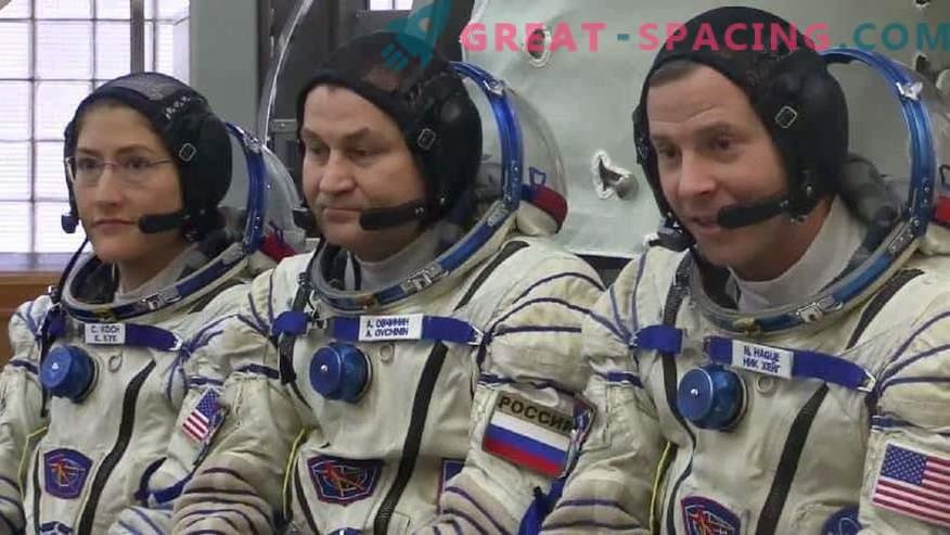 Venemaa valmistub ISSi uue käivitamiseks