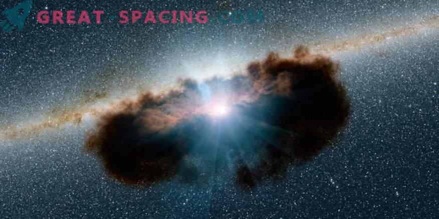 Black holes define active I-type galaxies