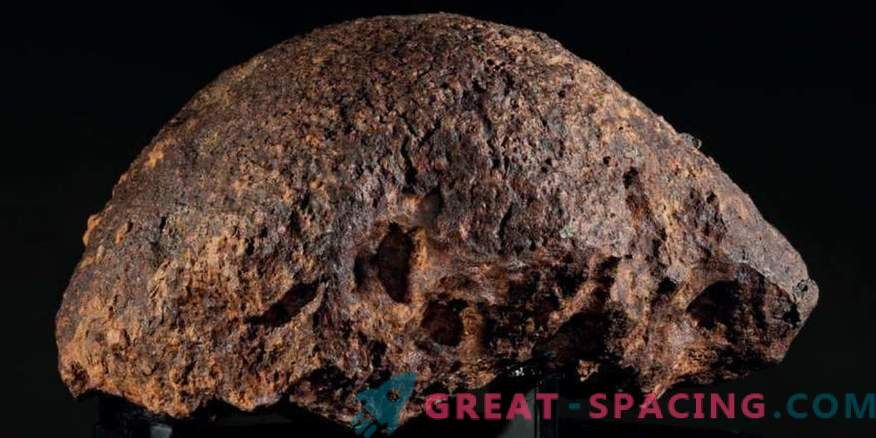 How much does a meteorite cost