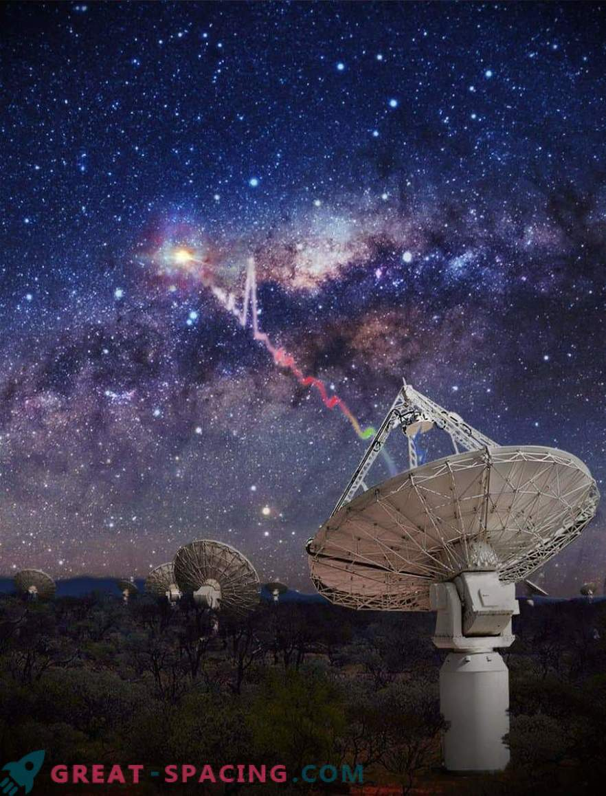Fast radio bursts will help unravel the secrets of the universe