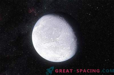 """New horizons are observed by """"blood stains"""" in the Kuiper belt"""