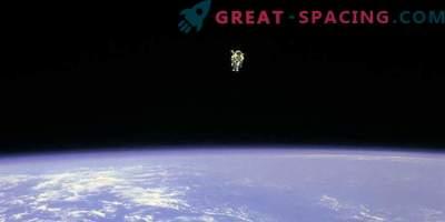 Astronaut Bruce McCandless Died