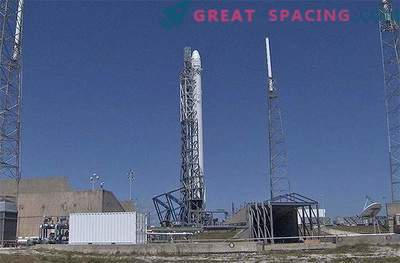 SpaceX launch canceled due to helium leakage