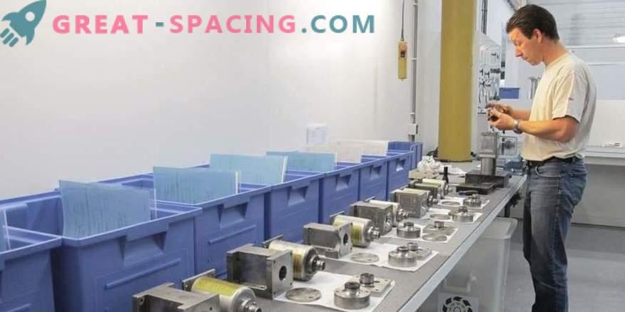 Meggitt Sensors and Valves - a guarantee of reliable operation of turbine equipment.