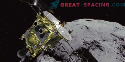 They did it! Japanese robots successfully landed on an asteroid and set to work