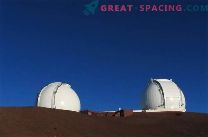 The most vivid photos taken by the Keck Observatory: Continued