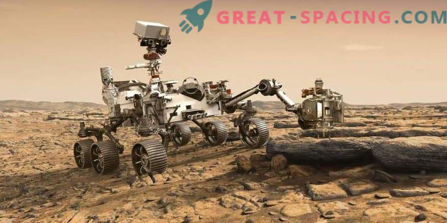Where will the next martian rover land?