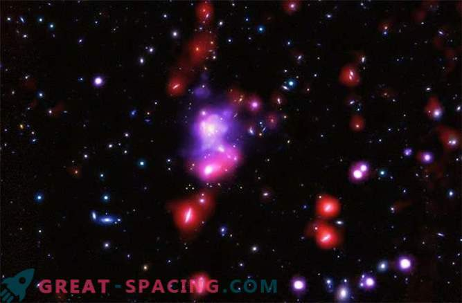 Discovered the largest cluster of galaxies