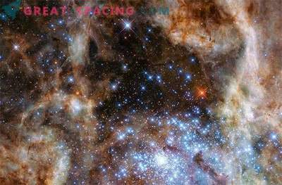 Hubble discovered where superstars live