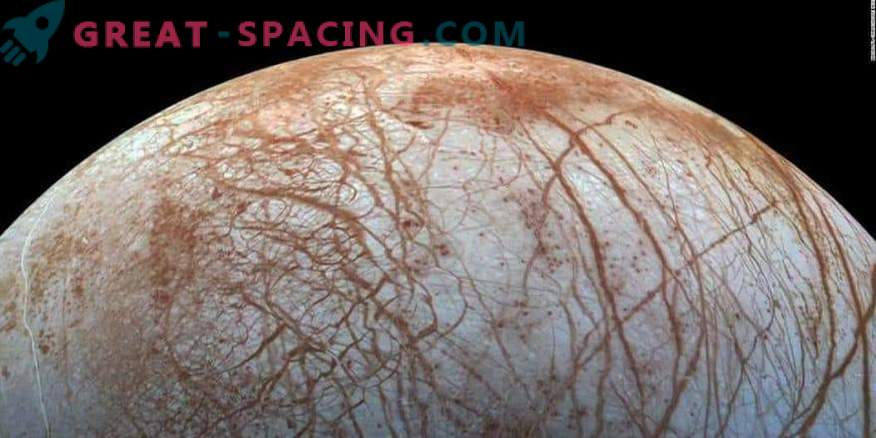 Can life exist on Jupiter's icy moon?