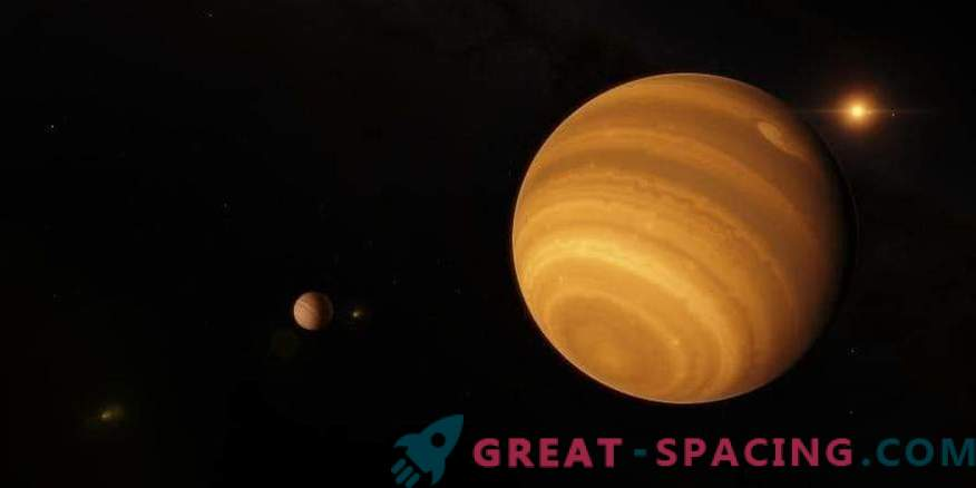 Gas giants can emerge as vapor worlds