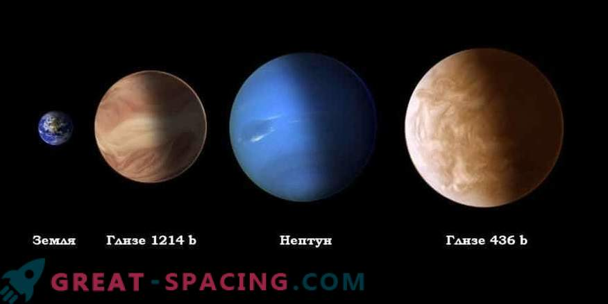 Astronomers have discovered an exotic planet of hot ice