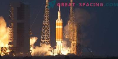 The American secret satellite went into orbit