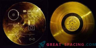Voyager Gold Record on Kickstarter
