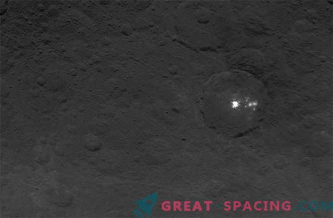 Dawn took more detailed photos of the mysterious Ceres