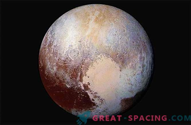 It is likely that Pluto hides the ocean under its surface