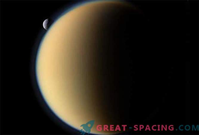 The Cassini space probe will make a final fly-around of two ice moons of Saturn