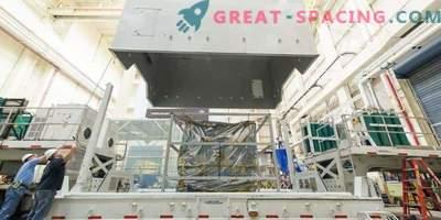 Der Weltraumlaser der NASA reiste 2.000 Meilen.
