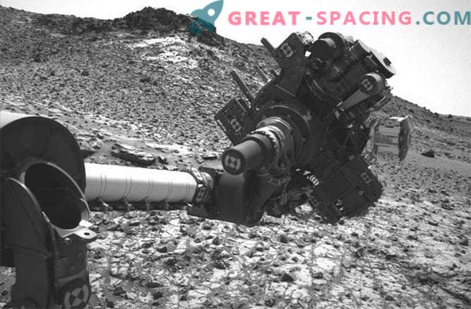 NASA is trying to solve the problem with the Curiosity rover
