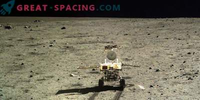 Awakening of the Chinese lunar rover