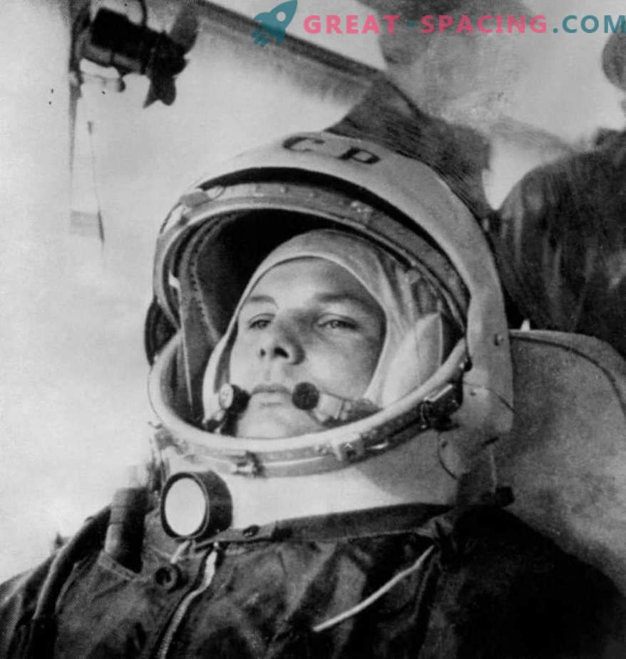 50 years ago Yury Gagarin died