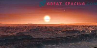 The nearest exoplanet can boast of water and possible life