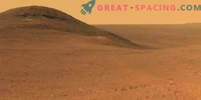 The Martian storm gradually subsides. Will the rover be able to wake up?