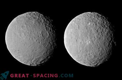 Mystical light spots of Ceres may have a volcanic origin