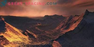 Странните форми на живот могат да бъдат скрити на огромна екзопланета