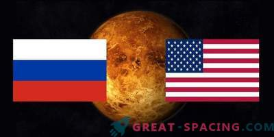 Russia and the United States will cooperate in the study of Venus