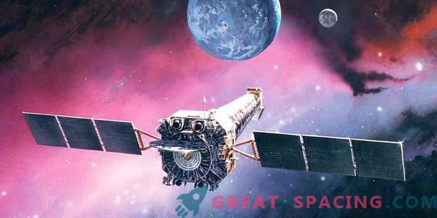 Chandra Observatory should return to work next week.