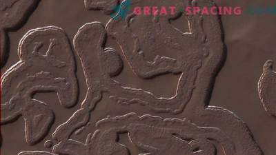 7 strange objects on Mars!