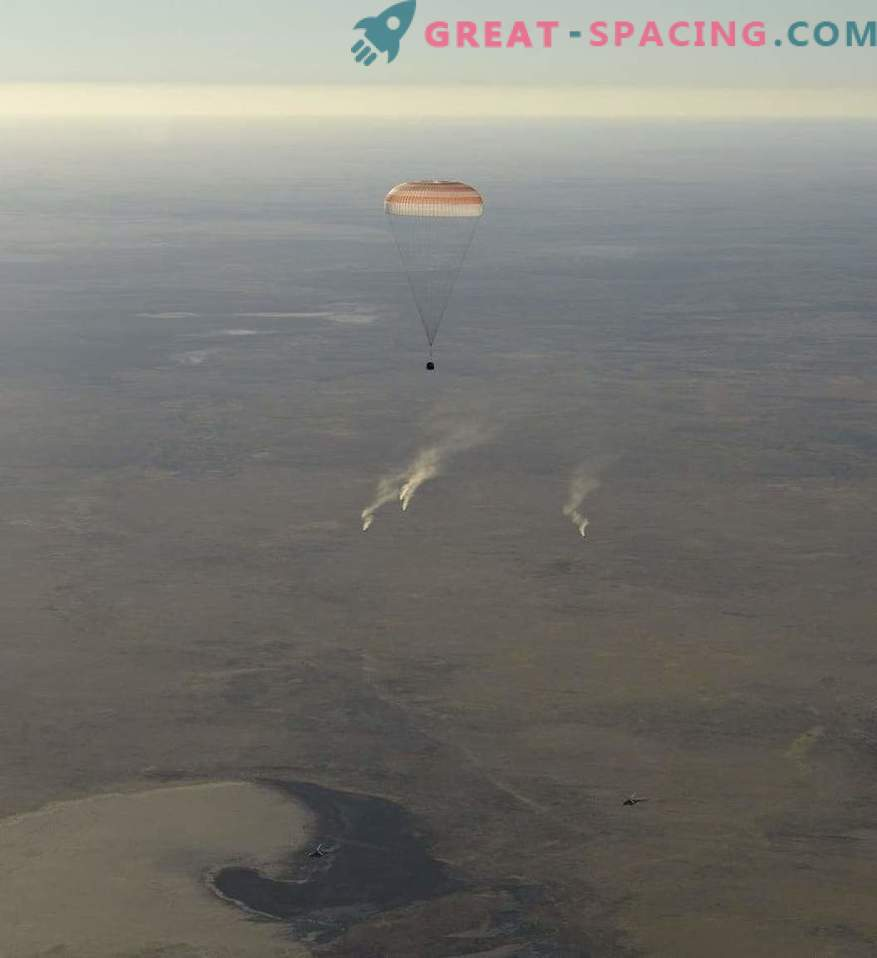 Not everything is calm on the ISS: astronauts return to Earth at a tense moment