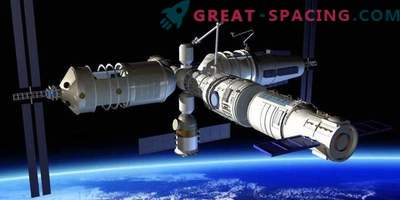 China is ready to create an orbital station and be measured with rockets with Ilon Mask