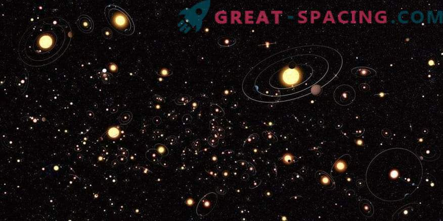 A hundred new exoplanets from Kepler's team