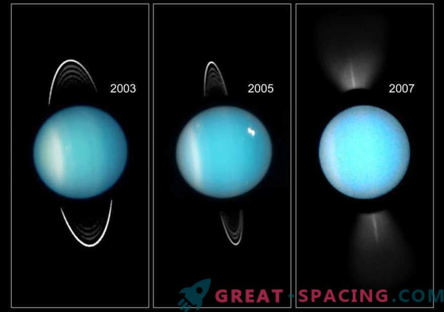 How Uranus became the coldest planet in the solar system