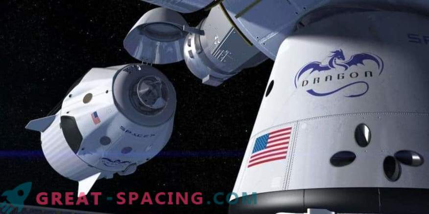 SpaceX test flight is scheduled for January 7