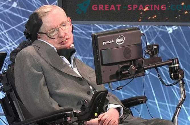 Hawking: We probably won't be able to quickly find aliens