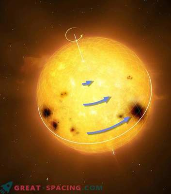 Riddle of the rotation of solar-type stars: how do they differ from the Sun?