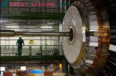 The world's largest particle accelerator beats the world record