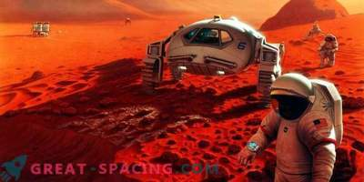 Colonization of Mars can force humanity to change body and mind