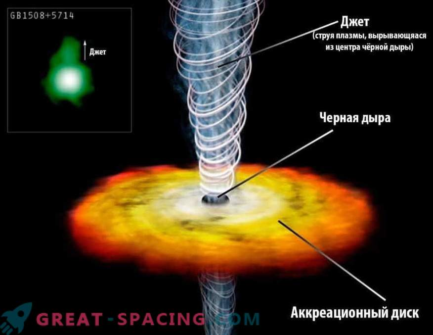 Can a supermassive black hole absorb a quasar