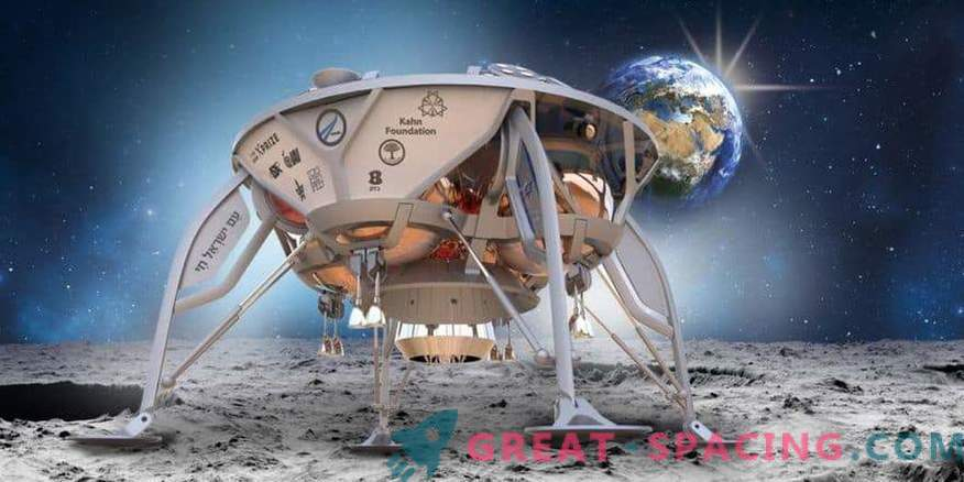 This week starts the first private Israeli mission to the moon